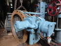 Electrically Operated Butterfly Valve