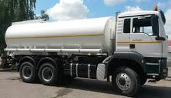 Water Tanker Trucks Transportation Services