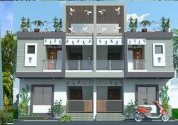 Twin Bungalow At Rajsthan Project