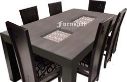 Modular Dining Table At Rs 39000 /piece | Wooden Dining Table | ID:  10748499288