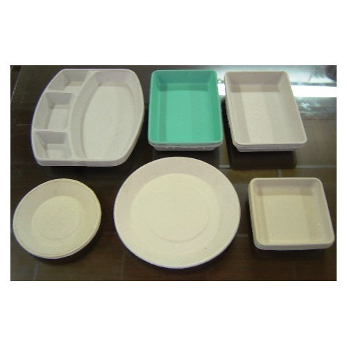 Paper Pulp Products - Pulp Molded Packaging Tray