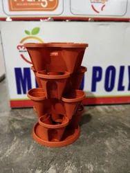 Vertical Flower Pot