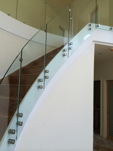 Railing Glass Ss Railing Glass Manufacturer From Chandigarh
