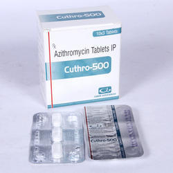 Azithromycin -500 Tablets IP