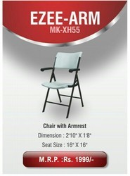 Folding Chair With Arm