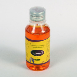 Levosalbutamol Ambroxol Cough Syrup
