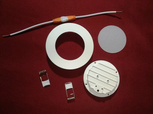 Led Panel Light And Spare Part Led Panel Light Housing