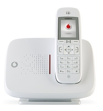 Gsm Cordless With Gsm Fct Vodafone