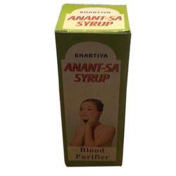 Bhartiya Anant SA Blood Purifier Syrup