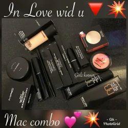 Mac Makeup Combo