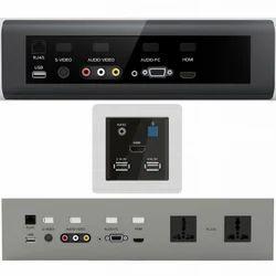 TV Connectivity Panel