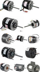 Three Phase HVAC Motors
