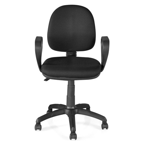 224724c6e Product Image. Nilkamal Glamour Black Office Chair
