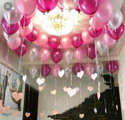 Anniversary Balloon Decoration