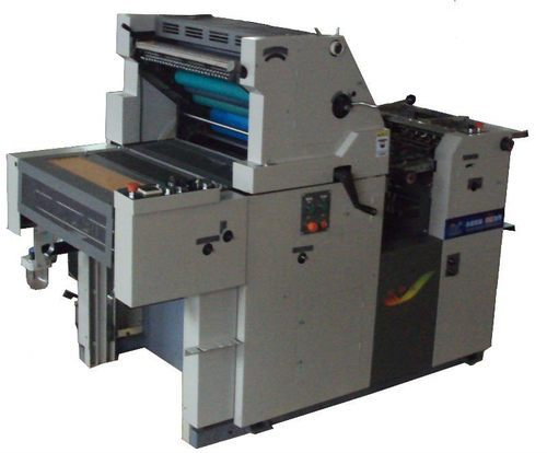 Dominant Offset Printing Machine At Rs 250000 Unit Used Offset Printing Machine Id 12299489888