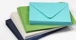 9.5 x 4.5 Inch Plain Paper Envelope