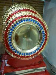 Wholesaler of Shield Awards & Silver Trophy Award by Baba