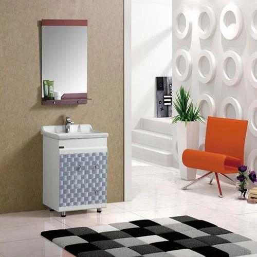 floor mounted pvc cabinet