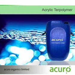 Acrylic Terpolymer