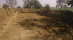 Swimming Pool Excavation Construction