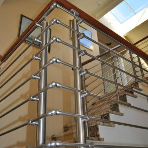 Genial Stainless Steel Staircase Railing
