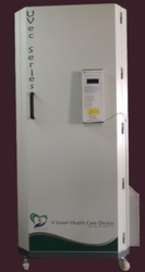 Mild Steel Full Body UV Therapy Unit For Clinical