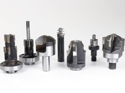 MS Brazed Carbide Profile Forming Cutters, For Drilling