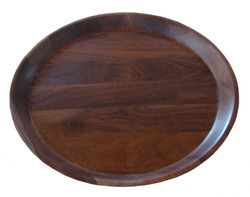 Wooden Oval Serving Tray