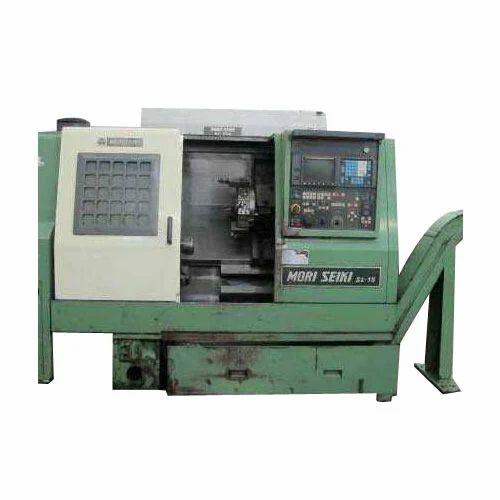 Used Moriseiki Cnc Lathe Machine