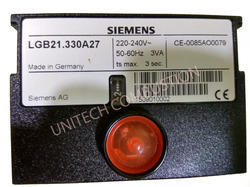 Siemens Sequence Controller LGB 21.330 A 27