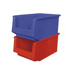 Front Partially Open Bin