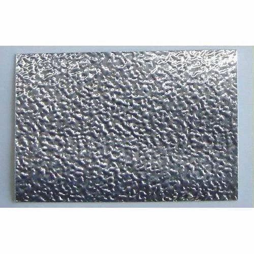 Aluminium Stucco Embossed Sheet At Rs 246 Kilogram
