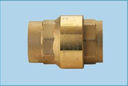 Brass/Bronze RB Brass Check Valve Screwed ART No.100000 - 4''
