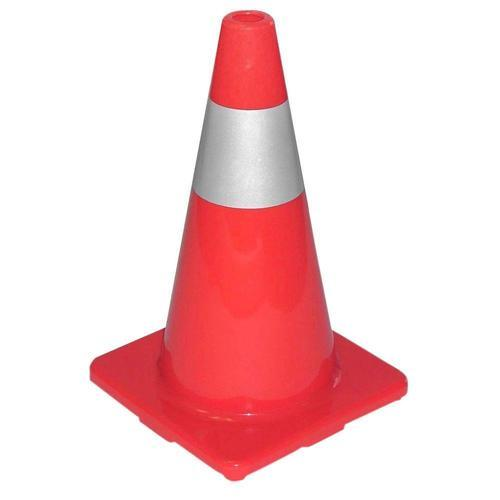 PVC Tierod Cone - Highly Flexible Traffic Cone Manufacturer