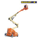 Battery Operated Articulated Boom Lift Rental Services