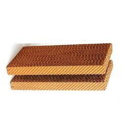 Honeycomb Filter Air Cooling Pad