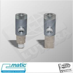 Safety Fittings From Luthra Pneumsys Of Cmatic