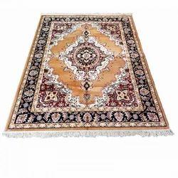 Coloured Kashmiri Carpet