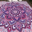 Indian Mandala Queen Hippie Wall Hanging
