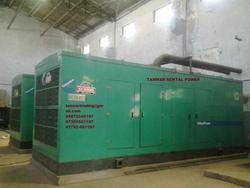 Generators On Hire