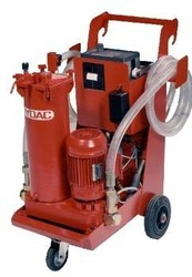 Hydac Water Removal Units, Capacity: < 100 Ppm