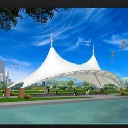 Grand 5 Resorts Tensile Structures