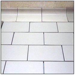 Acid Proof Tiling
