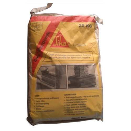 Sika Construction Chemicals - Sika Structural Repair Chemicals