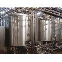 Manual Milk Pasteurizer Plant, Capacity: 2000 Litres/hr