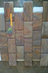Rainbow Sandstone Cladding