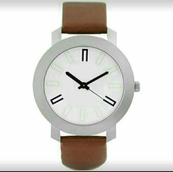 White Fastrack Watch
