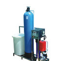 Stainless Steel Fully Automatic Softeners