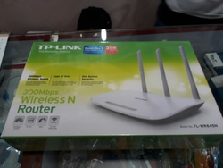 Three Antenna Router