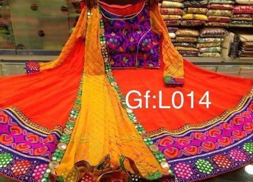c25c3c460d Georgette Designer Navratri Chaniya Choli Collection, Rs 2650 /piece ...